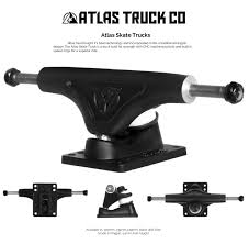 Coming Soon: Atlas TKP Skate Trucks | Longboardism Royal Low Black Skateboard Trucks 525 Pair Free Uk Delivery Playshion Pro Reinforce 180mm7inch Gravity Casting Skate Board Thruster I 2 Green Wheels Bearings Smoothstar Truck Maxfind Thunder Sonora Free Shipping Mini Cruiser Penny 3 Alinium Trucks By Ridge Skateboards Ipdent Grant Taylor Hollow 139 Silverblue Phoenix 148 Lights 5 58 2018 Longboard Combo Set W 70mm Wheels 7truck Stage 11 Luan Oliveira Basics Stances Pushing Stopping And T Ronin Cast 180mm