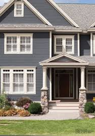 Porch Paint Colors Behr by The Perfect Paint Schemes For House Exterior Exterior Paint