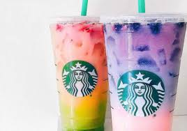 Ombre Rainbow Drink New Secret Starbucks Goes Viral But Baristas Are Refusing To Make It