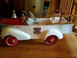 Great 1937 Firetruck For Sale! | Seifenkisten Und So | Pinterest ... John Deere Pedal Car Fire Truck M15 Nashville 2015 Fall Auction Owls Head Transportation Museum Murray Rpainted Engine Sale Number 2722t Lot A Late 20th Century Buddy L Childs Fire Truck Pedal Car 34 Classic Kids Black Or Red Free Shipping My A Crished Childhood Toy Collectors Weekly Lifesize And Then Some General Hemmings Daily Baghera Toy Mee Ldon Antique Cars 1950 Vintage1960s Super Deluxe Hap Moore Antiques Auctions Retro Fighter Comet Sedan Replica Vintage