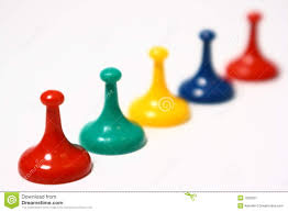 Game Pieces Stock Image Of Education Diversity