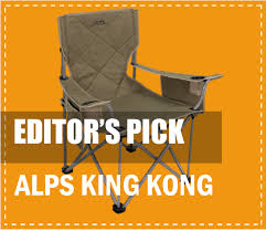 best cing chair reviews top 10 backpacking chairs comparison