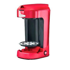 Keurig Coffee Maker Colors Red Pink Amazon Single Cup