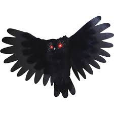 Animated Owl Halloween Decoration Walmartcom