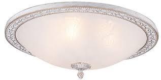 casa padrino barock deckenleuchte weiß gold ø 47 x h 18 5 cm runde deckenle im barockstil