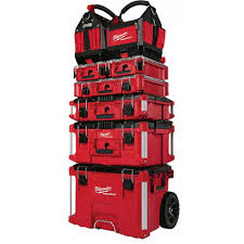 Milwaukee 22 In Packout Modular Tool Box Storage System233663
