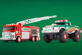 A Speedy History Of The Hess Truck | Mental Floss Hot Holiday Toys The Hess Toy Truck Wflacom 2015 Fire And Ladder Rescue On Sale Nov 1 Christmas Commercial New Youtube 1999 Space Shuttle Sallite Tv Best 25 Toy Trucks Ideas Pinterest Cars 2 Movie Missys Product Reviews Hess Dragster Gift Trucks Through The Years Newsday This Holiday Comes Loaded With Stem Rriculum Epic 2017 Unboxing Tradition Continues Into Cstore Classic Hagerty Articles