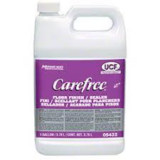 diversey carefree floor finish sealer gal matera paper company