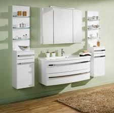 scanbad badezimmermöbel danielle h us hänge unterschrank front weiß korpus weiß