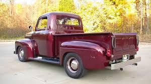 100 Ford F1 Truck 134919 1952 Pickup YouTube