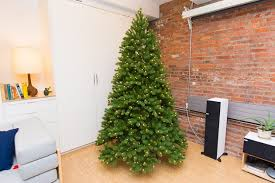 Downswept Slim Christmas Tree by The Best Artificial Christmas Tree Reviews By Wirecutter A New