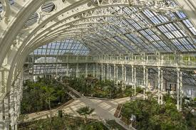100 Cast Of Glass House Gallery Worlds Largest Glasshouse Opens In Kew Gardens