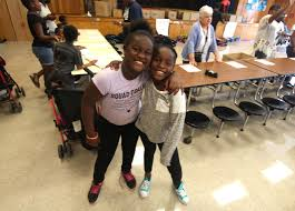 """School Is Cool"""" Program Provides Backpacks To Over 500 NECSD ..."""
