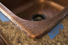 How To Change A Sink by How To Replace A Drop In Kitchen Sink Sinkology