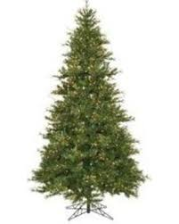Vickerman 9 Ft Pre Lit Mixed Needle Slim Artificial Christmas Tree Wi