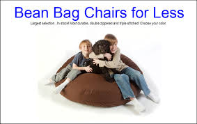 bean bag chairs bedderrest mattresses and furniture for less