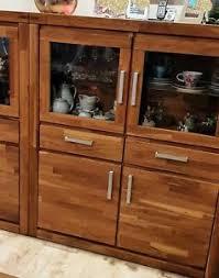 esszimmetmöbel echtholzmöbel wildeiche geölt ebay