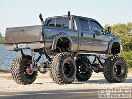 Images Of Big Lifted Ford Trucks - #SpaceHero