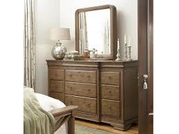 Dresser Mirror Mounting Hardware by Universal Furniture New Lou Cognac