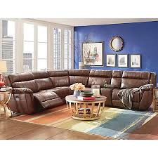 logan collection sectionals living rooms art van furniture