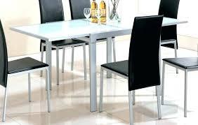 table cuisine verre trempé table de cuisine en verre trempe tables de cuisine en verre trempac