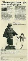 Shedding Of Uterine Lining Without Blood by 9 Hilarious Vintage Pad U0026 Tampon Ads