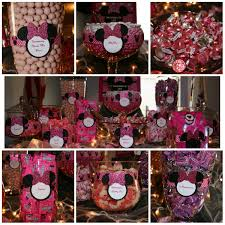 Minnie Mouse Candy Buffet Wwwsweetchickscandycom Dont Know That