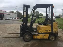 100 Yale Lift Trucks GLC060ZGNGAF08A Truck Forklift CCR Industrial Sales