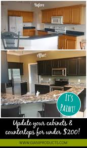 Nuvo Cabinet Paint Video by 15 Wonderful Diy Ideas To Upgrade The Kitchen 8 Kitchen Updates