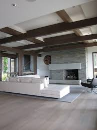 Vancouver Concrete Business Living Room Contemporary With Window Treatment Professionals Ceramic Wood Flooring