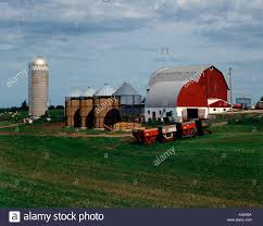 Wisconsin Dairy Farm With Classic Features Such As Tall Silo And ... Holstein Dairy Cattle In A Green Field With Red Barn Stock Campground Home 1201 Best Barns Images On Pinterest Country Haing At The Big Aslrapp I Lived A Dairy Farm When Was Girl And Raised Calves Ihocalendar Ihocalendarcom Showcases Photos From Wisconsin Summer Photo 37409353 Shutterstock Herd Of Cows In Pasture With Large Red Family Farms Maker Puts Local Farmers First Pole Barn Sweet