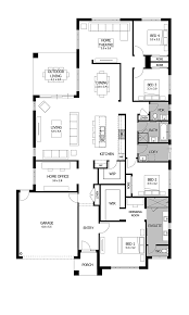 100 Contemporary House Floor Plans And Designs Boutique Homes In 2019 Narrow Lot House