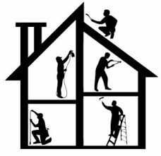 House Remodeling Clipart
