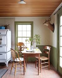 Best Rustic Country Dining Room Ideas Decorating Decor Chic Round Diy Table Gray Knowhunger