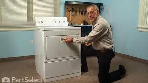 dryer repair replacing the light bulb whirlpool part 22002263