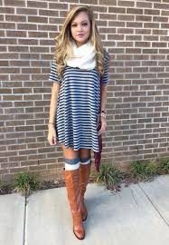Stylish Teen Dress Up 45 Latest Fall Fashion Outfits With Boots For Teens
