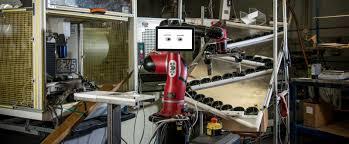 100 Pmc 10 Plastics Injection Molder PMC Installs Sawyer Collaborative Robot