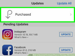 How to Download Purchased iPhone or iPad Apps With iCloud