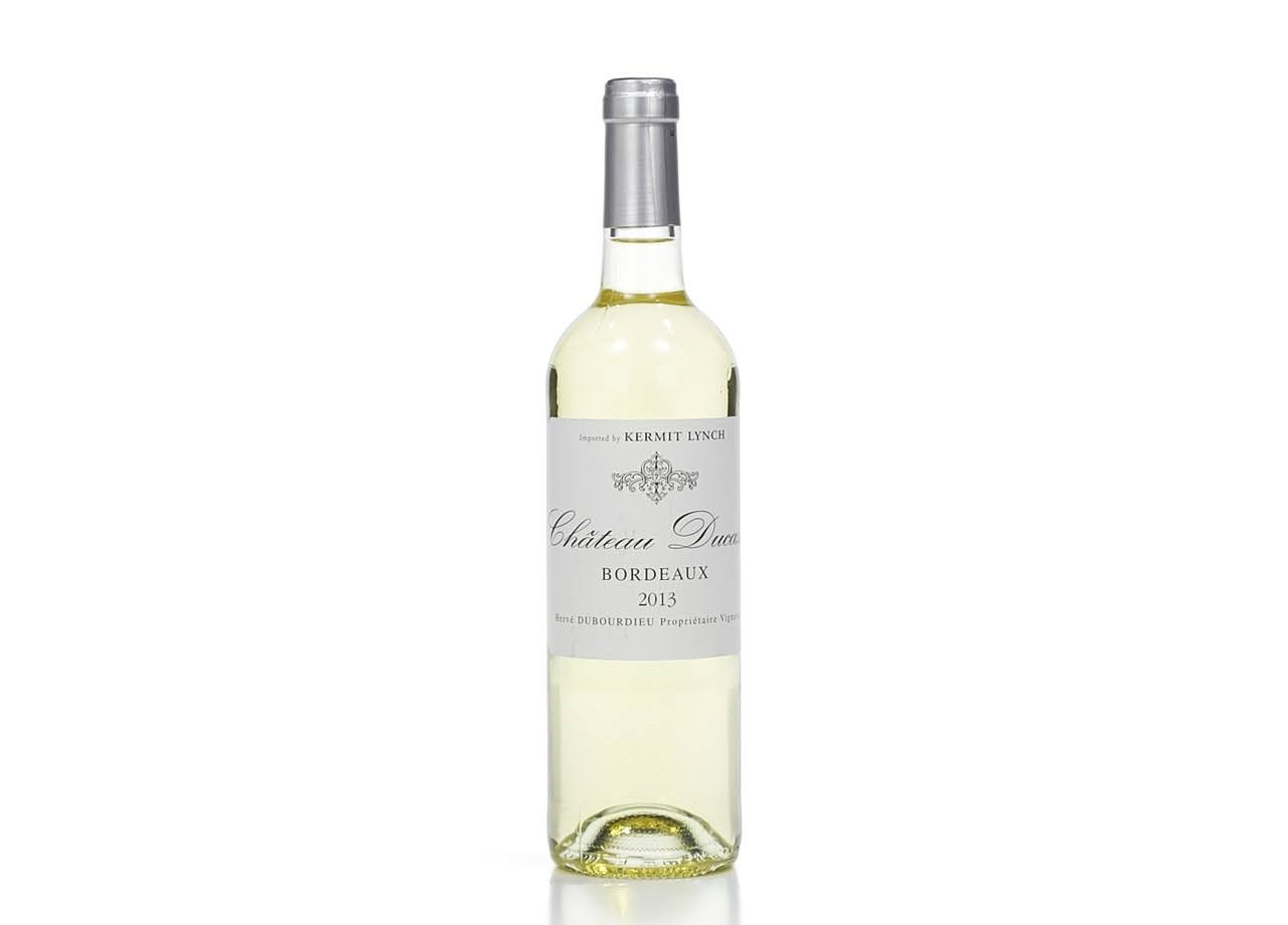 Chateau Ducasse 2018 Bordeaux Blanc - 750ml