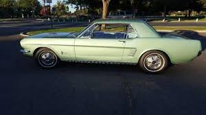 1966 Ford Mustang For Sale Carsforsale