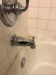 Bathtub Drain Lever Stuck Closed by Plumbing Bathtub Faucet Leaking Home Improvement Stack Exchange