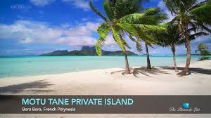 100 Bora Bora Houses For Sale Motu Tane Private Island French Polynesia Luxury Real Estate
