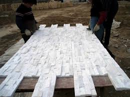 White Slate Wall Tiles Ma