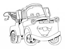 Disney Cars Coloring Pages Getcoloringpages In The Incredible Pertaining To Encourage