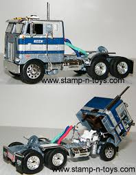100 Dcp Trucks DCP 4185cab Pete 352 COE 86 Sleeper StampnToys
