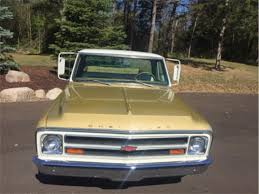 1968 Chevrolet Pickup For Sale | ClassicCars.com | CC-1112868 1968 Chevy C10 Pickup Truck Hot Rod Network Chevrolet Malibu Classics For Sale On Autotrader Gmc East Haven New Vehicles Dave Mcdermott C60 Dump Truck Item I4697 Sold December 20 Silverado 2500hd Reviews Chevy 4x4 A Photo Flickriver Classiccarscom Cc10120 Panel 68 Pro Touring Cc1109295 Hemmings Find Of The Day K10 Daily