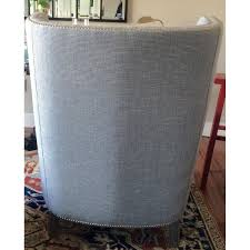 Camelback Slipcovered Sofa Restoration Hardware by Bernhardt Kingston Wing Chair Aptdeco