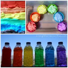 40 Amazing Toddler Rainbow Activities