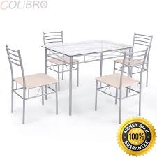 Cheap Glass Kitchen Table Chairs, Find Glass Kitchen Table ... Luciana Presso Brown 5 Pcs Faux Marble Top Ding Table Set 30 Most Terrific Counter Height Ding High Top Room Table Camelia Espresso Round Glass With Inverted Base By Crown Mark At Dunk Bright Fniture Kitchen Amazing And Chairs Ktaxon Piece Set 4 Leather Chairsglass Fnitureblack Marble Effect Ding Table And Chairs Snnonharrodco Room Giveandgetco W Dinette Black White Rectangular Belfort Essentials Giantex Padded Metal Frame For Breakfast Verano 5pc Contemporary 45 Steve Silver Rooms Less D989 Wglass Grey Global Woptions