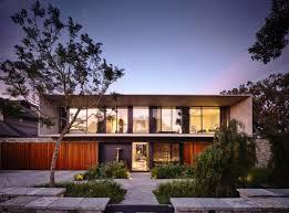 100 Concrete House Design By Matt Gibson Architecture CAANdesign